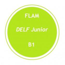 FLAM DELF Junior B1