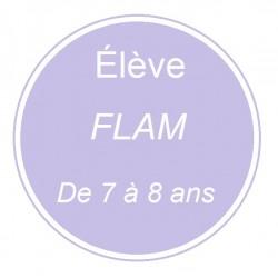 Élève FLAM - De 7 à 8 ans