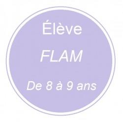 Élève FLAM - De 8 à 9 ans