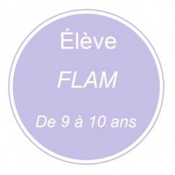 Élève FLAM - De 9 à 10 ans
