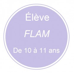 Élève FLAM - De 10 à 11 ans