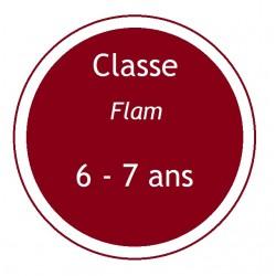 Classe FLAM - De 6 à 7 ans