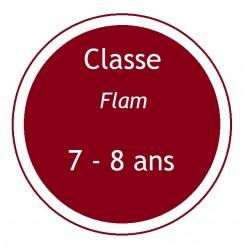 Classe FLAM - De 7 à 8 ans