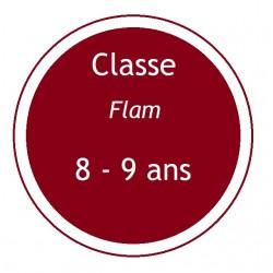 Classe FLAM - De 8 à 9 ans
