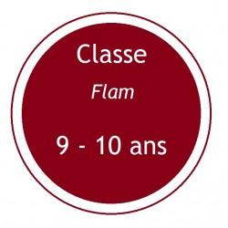 Classe FLAM - De 9 à 10 ans