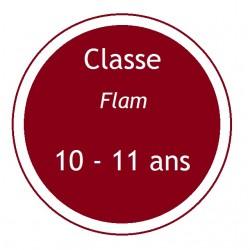 Classe FLAM - De 10 à 11 ans