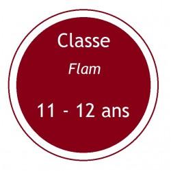 Classe FLAM - De 11 à 12 ans